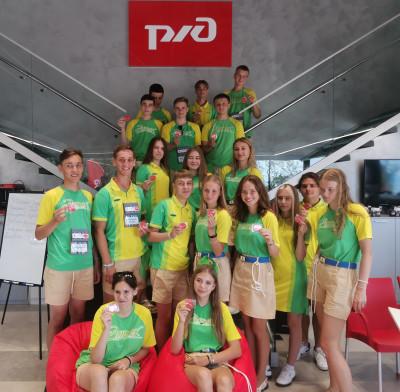 Чемпионат РЖД: «AR-Квест»